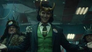 Terinspirasi <i>SE7EN</i> dan <i>Zodiac</i>, Serial <i>Loki</i> akan Hadir Penuh Kejutan