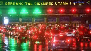 Mudik Dilarang, 245 Ribu Kendaraan Tinggalkan Ibu Kota Jakarta