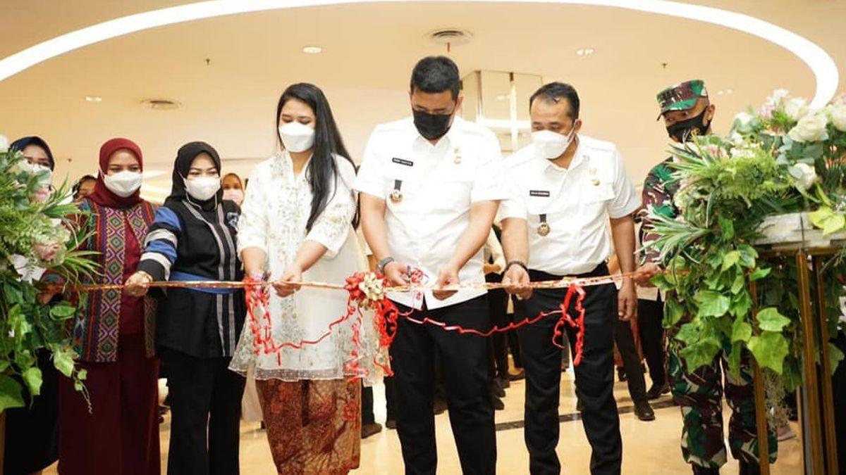 Rumah Bobby Nasution di Medan Terkesan Minimalis Namun Mewah