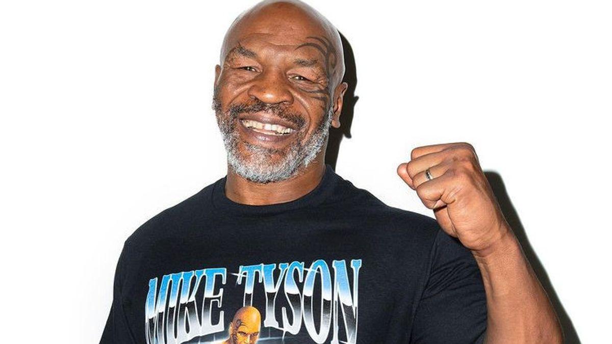 Petinju Muda Ini Tantang Mike Tyson: Saya Lebih dari Siap, Ayo Kita Mulai!