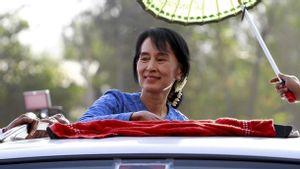 Ini Alasan Rezim Militer Myanmar Tidak Izinkan Aung San Suu Kyi Temui Pengacaranya Sejak Ditahan