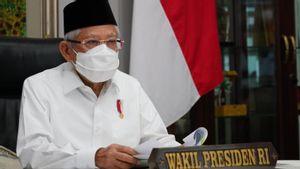 Wapres Minta Banten Lebih Intensif Tangani COVID-19