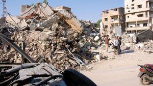 Setelah Perang 11 Hari, Israel - Hamas Sepakat Gencatan Senjata