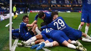 Chelsea Vs Real Madrid 2-0: <i>The Blues</i> Ciptakan <i>All-English Final</i> Ketiga Liga Champions