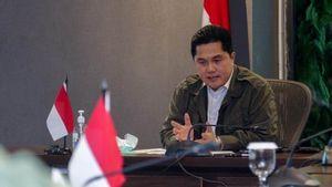 Erick Thohir Ingin Indonesia Jadi Negara 'Pop Culture'