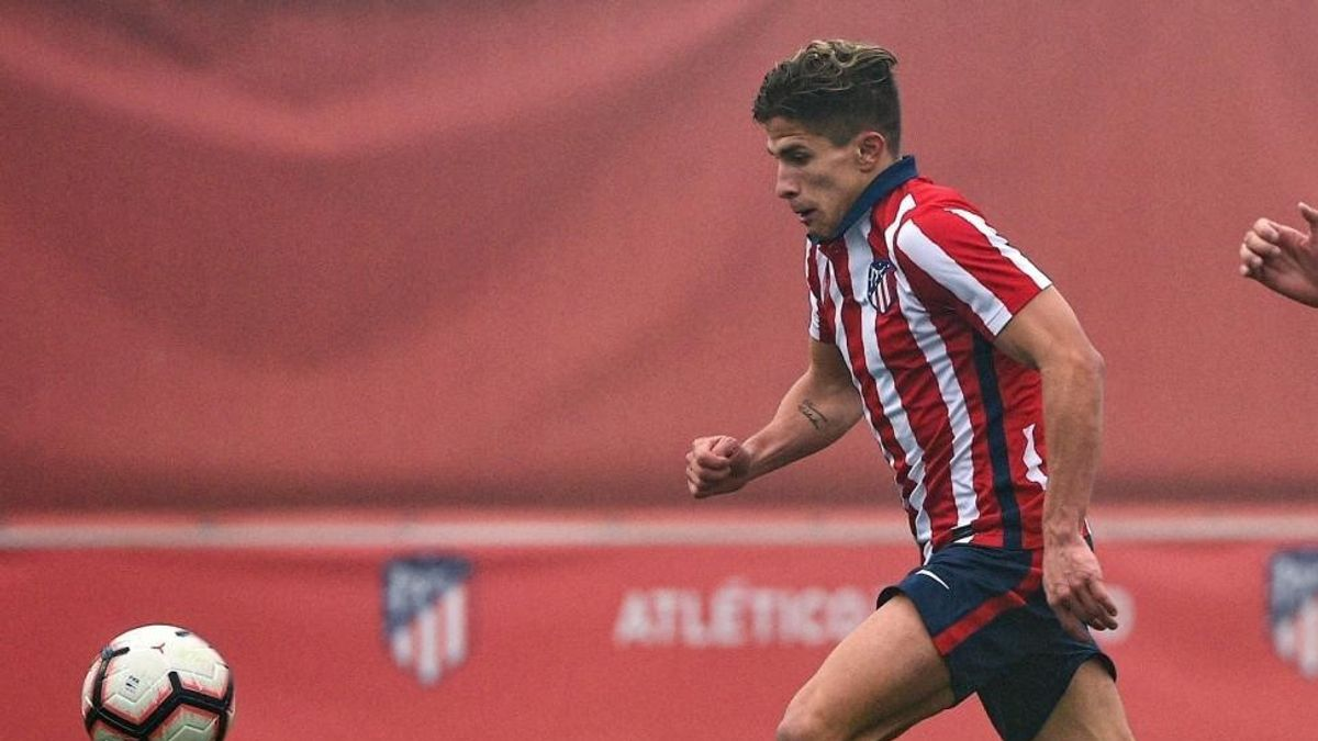 Giuliano Simeone's Career At Atletico Madrid Was Hampered By His Father's Name
