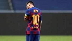 Harkat dan Martabat Barcelona Hancur di Tangan Bayern Munich