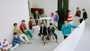 SEVENTEEN akan Tampil Perdana di <i>The Late Late Show With James Corden</i>