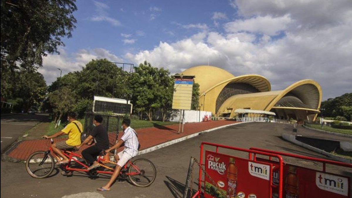 Wagub DKI Sebut Ganjil-genap di Tempat Wisata Penting Agar Tak Terjadi Kerumunan