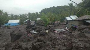 Data Terkini Korban Banjir Bandang NTT: 68 Orang Meninggal
