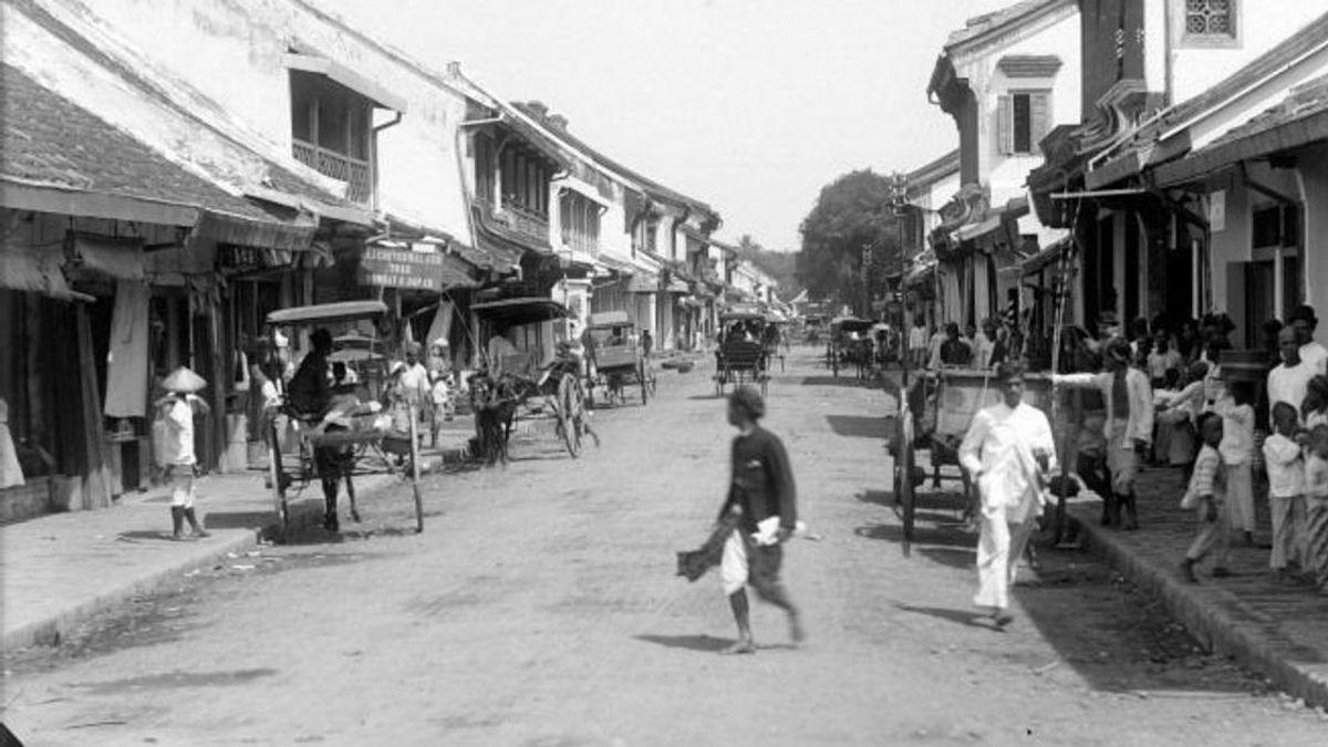 Sejarah Pasar Baru: Dari Daendels untuk Belanda dan Eropa di Batavia