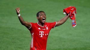 David Alaba Tinggalkan Bayern Munich Akhir Musim Ini