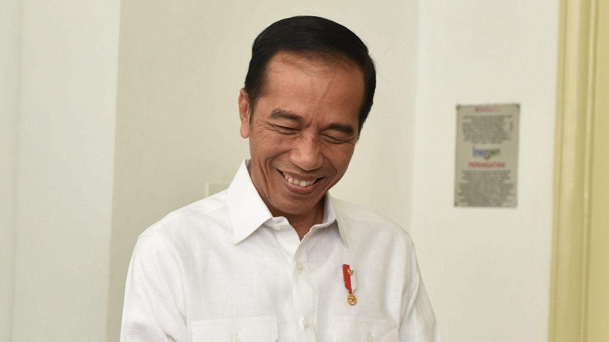Satpam dari Manado Berhasil Jadi Supervisor Usai Ikut Kartu Prakerja, Jokowi: Berarti Bapak Pintar Juga ya