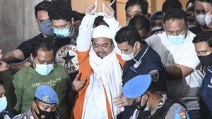 Sidang Praperadilan Rizieq Shihab Dijaga 1.610 Personel Gabungan TNI-Polri