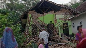 Gempa Malang, Satu Orang di Lumajang Tewas Tertimpa Bongkahan Batu