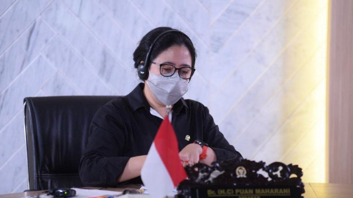 Puan Maharani Sebut Kejagung Panglima Perang Berantas Korupsi, Ingatkan Arahan Penting Presiden Jokowi