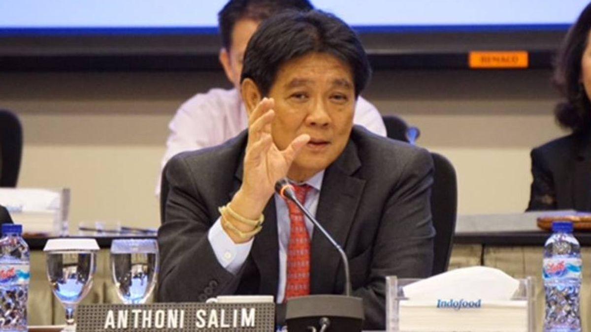 Dua Perusahaan Afiliasi Konglomerat Anthony Salim Sudah Sebulan Digembok Bursa Gegara Sahamnya Meroket hingga Ribuan Persen