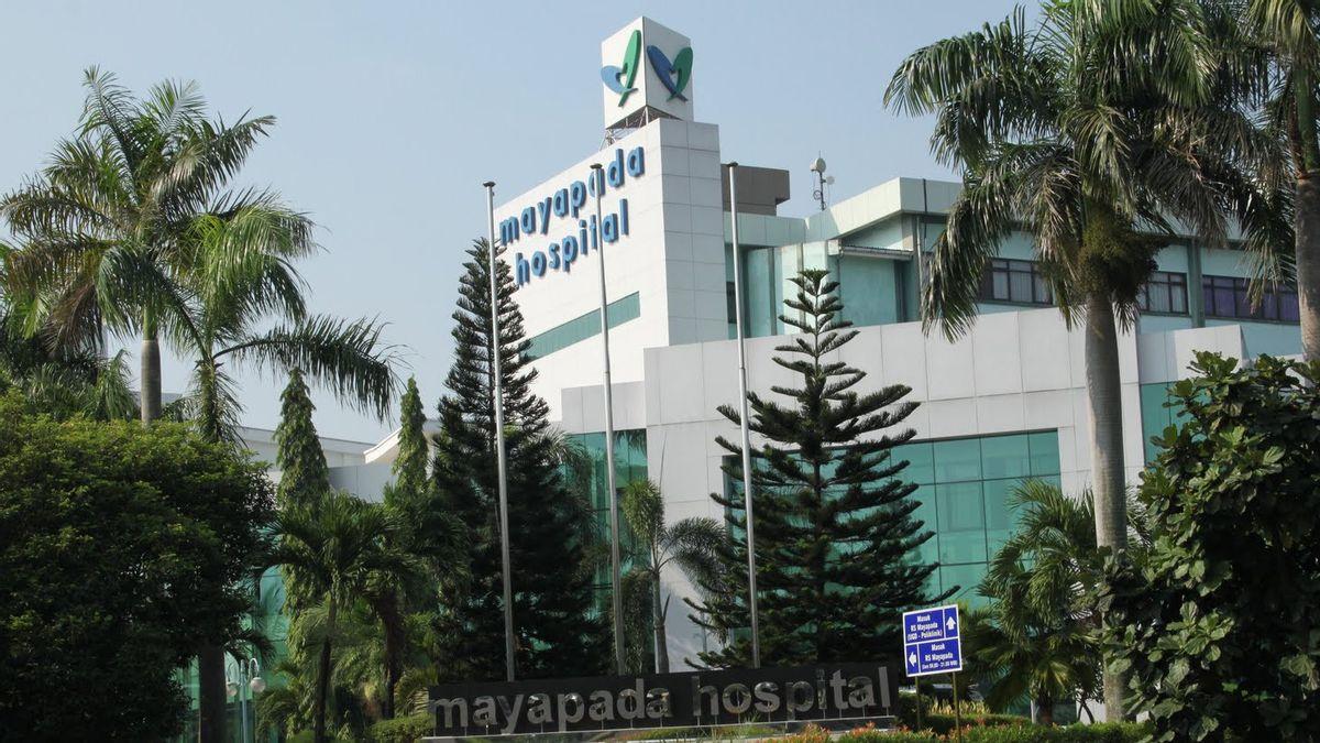 Mayapada Hospital, Perusahaan Rumah Sakit Milik Konglomerat Dato Tahir Targetkan Pendapatan Rp2 Triliun dan Laba Rp250 Miliar