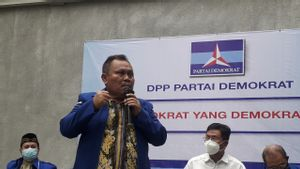 Moeldoko Maju Pilpres 2024, Demokrat versi KLB Sumut: Ini Masih di Bogor Belum Bandung