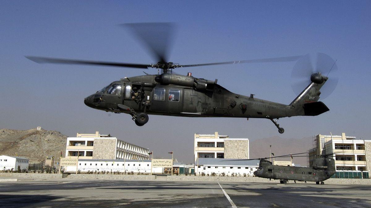 Presiden Biden Jamin Evakuasi Seluruh Warga AS di Afghanistan, Pentagon Ambil Alih Kendali Bandara Kabul