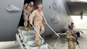 Ungkap Operasi Berbagi Informasi Intelijen dengan Taliban, Jenderal Marinir AS: Mereka Tidak Membiarkan Teror Terjadi
