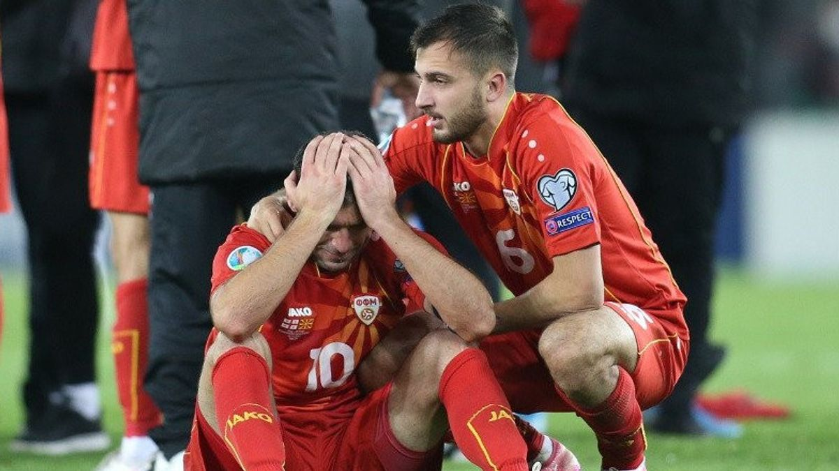 Between Macedonia And EURO, Pandev: How Old I Am Doesn't Matter