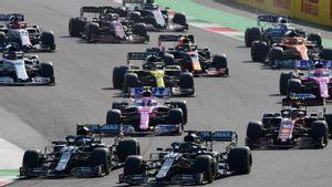 Dituding Jadi Biang Kerok Tabrakan di GP Tuscany, Ini Jawaban Bottas