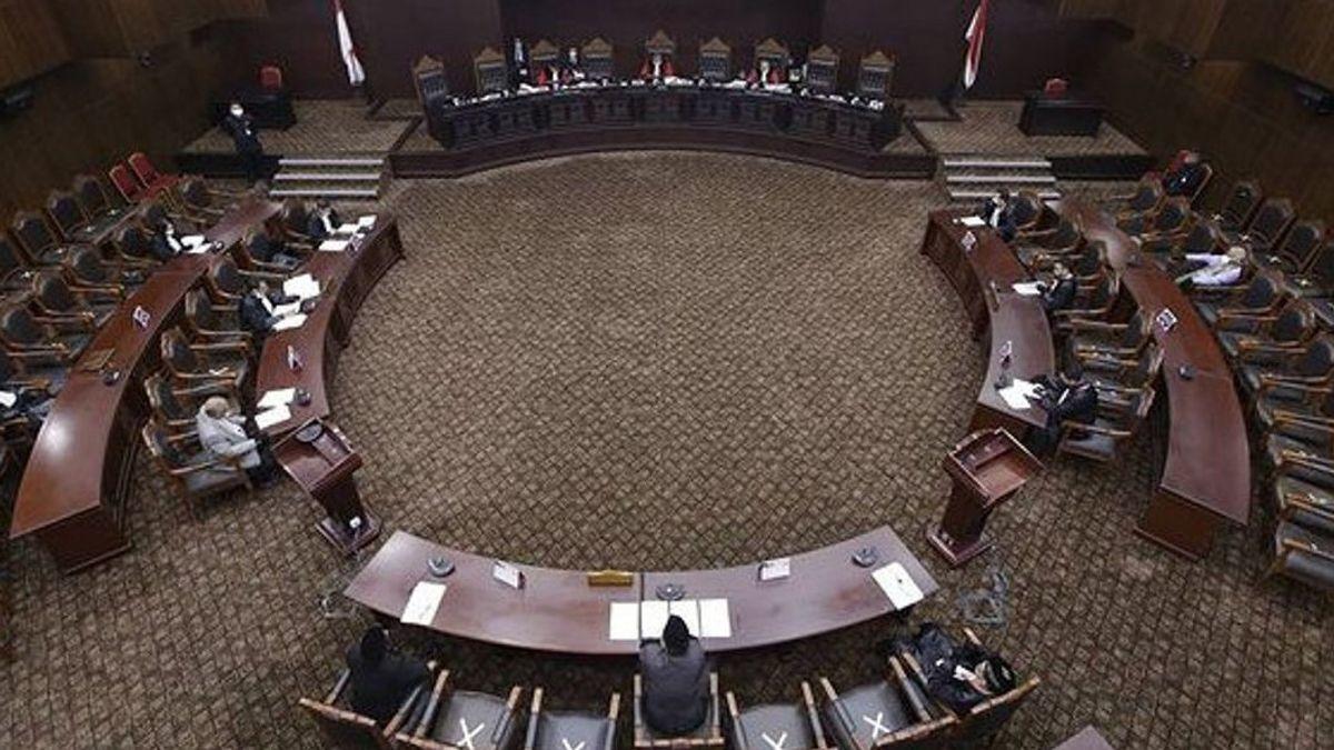 Mendalami Pemikiran Wahiduddin Adams, Satu-satunya Hakim MK yang Tolak UU KPK
