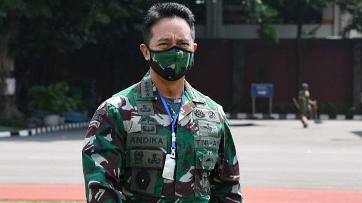 KSAD: Saya Terbuka dan Tidak Bohong, Tiap Tahun Banyak Prajurit TNI yang Membelot