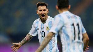 Sore Ini Lionel Messi Bicara Soal Kepindahannya ke PSG, Pochettino Lagi Girang, Koeman Ucapkan Terima Kasih untuk <i>La Pulga</i>