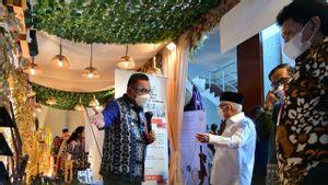 Ma'ruf Amin Terkejut Lihat Miniatur Kapal dari Kayu Langka yang Cuma Ada di 2 Negara
