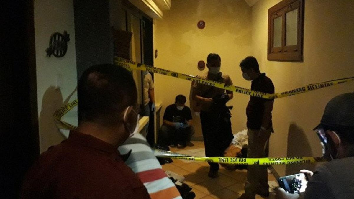West Java Woman Found Dead At Hotel Kediri, There Are Several Wounds
