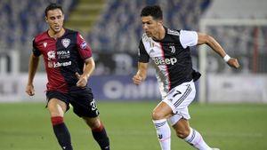 Tertinggal 4 Gol dari Imobille, Peluang Ronaldo Jadi <i>Capocannoniere</i> Serie A Menipis