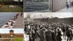 76 Tahun Peringatan Holocaust Internasional, Ini 5 Lokasi Peringatan Kekejaman NAZI di Eropa