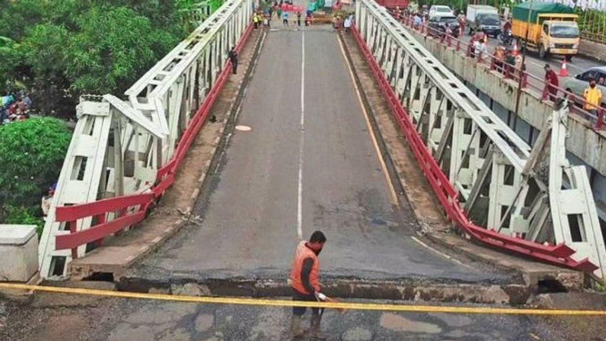 <i>Dear</i> Ganjar Pranowo, Menteri PUPR Basuki Mau Bongkar 38 Jembatan 'Lapuk' di Jawa Tengah