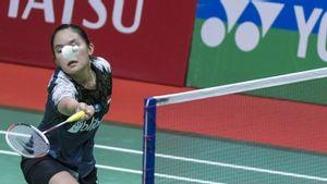 Tersingkir  di Babak Pertama Thailand Open, Ruselli Bertekad Perbaiki Performa