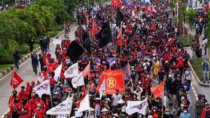 Mahfud MD Ingatkan Polisi Humanis dan Tak Bawa Peluru Tajam saat Jaga Demonstrasi