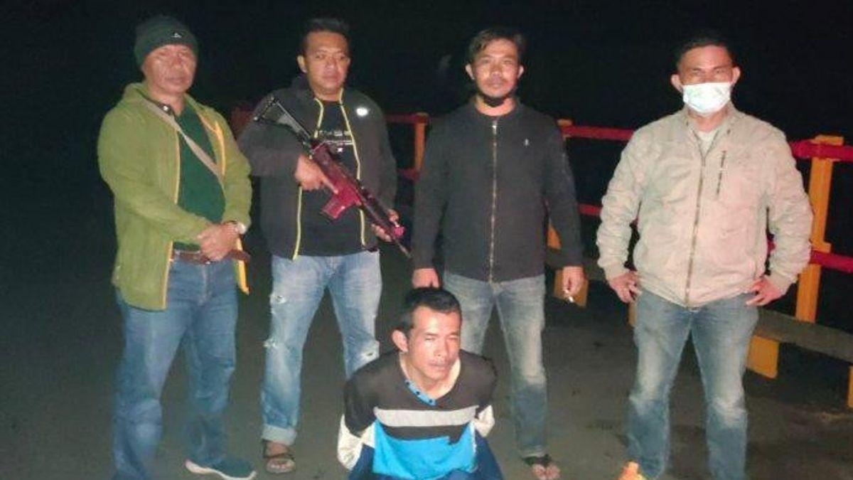 Bikin Warga Resah, Pencuri Kulit Manis di Kerinci Diciduk Polisi