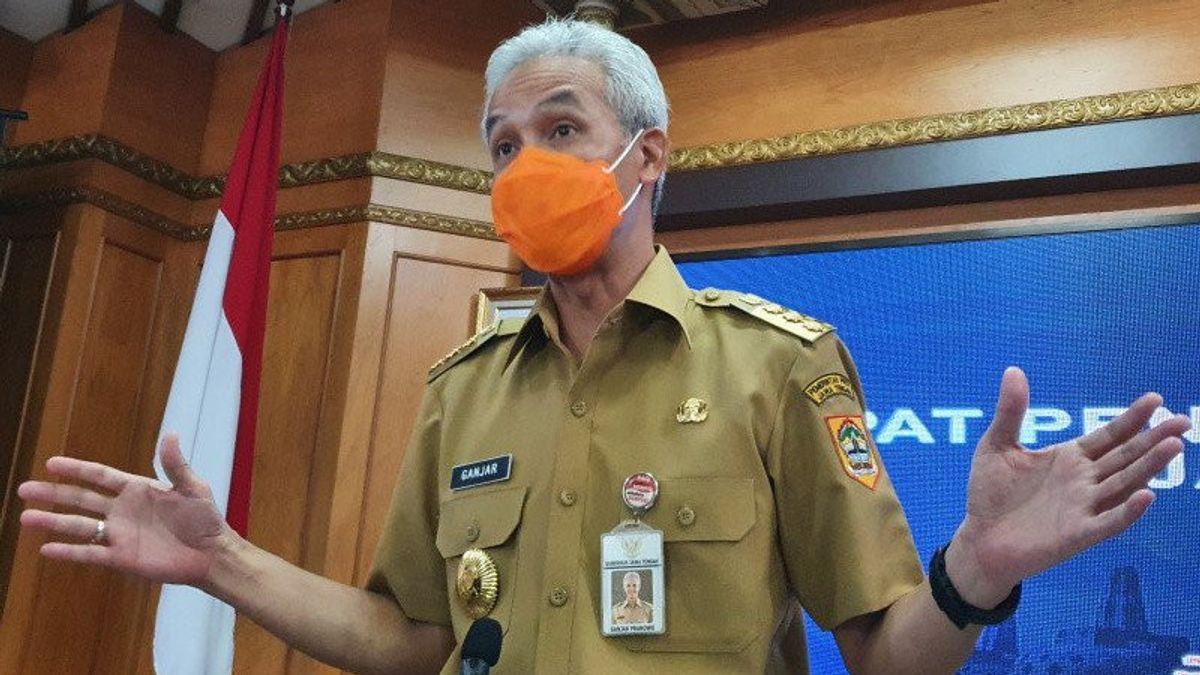 Gubernur Jateng Tetapkan 23 Kabupaten/Kota Berlakukan PPKM