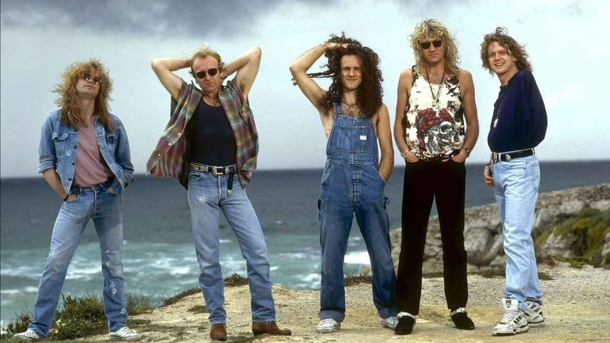 Def Leppard Launches First Online Museum, Vault