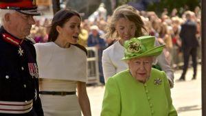 Sedih Dengar Cerita Pangeran Harry dan Meghan Markle, Ratu Elizabeth II Soroti Masalah Rasisme