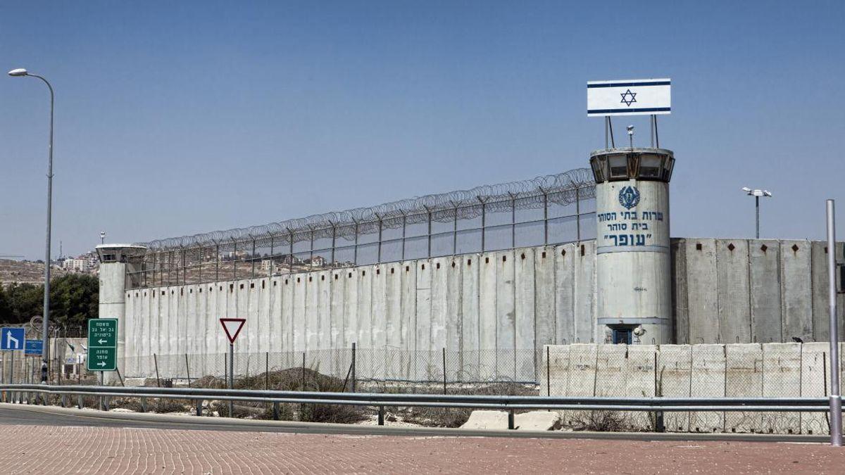 Aparat Penjara Israel Kian Represif: Ratusan Tahanan Palestina Mogok Makan, Dua Dilarikan ke Rumah Sakit