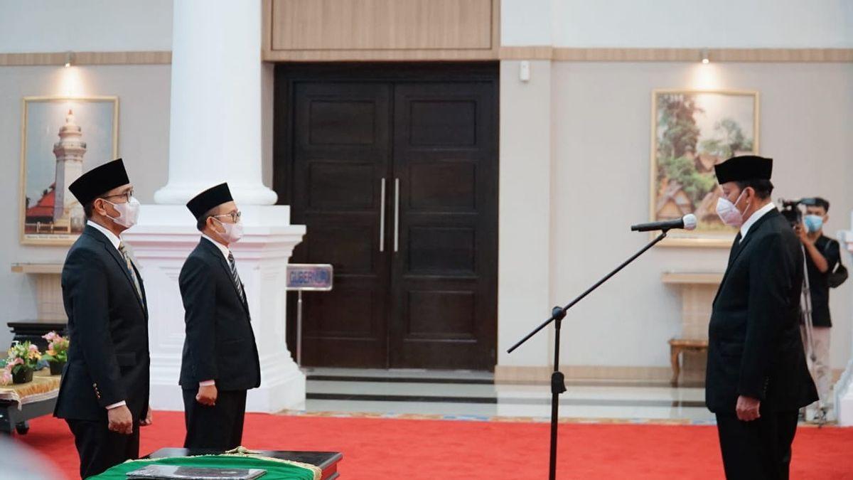 Gubernur Banten Dukung Manajemen Baru Bank Banten Akselerasi Transformasi Demi Kinerja Terbaik
