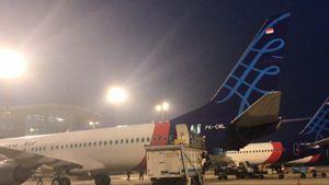 Pegawai PLN Ricko Mulanya Beli Tiket NAM Air Tapi Tiba-tiba Dialihkan ke Pesawat Sriwijaya SJ-182