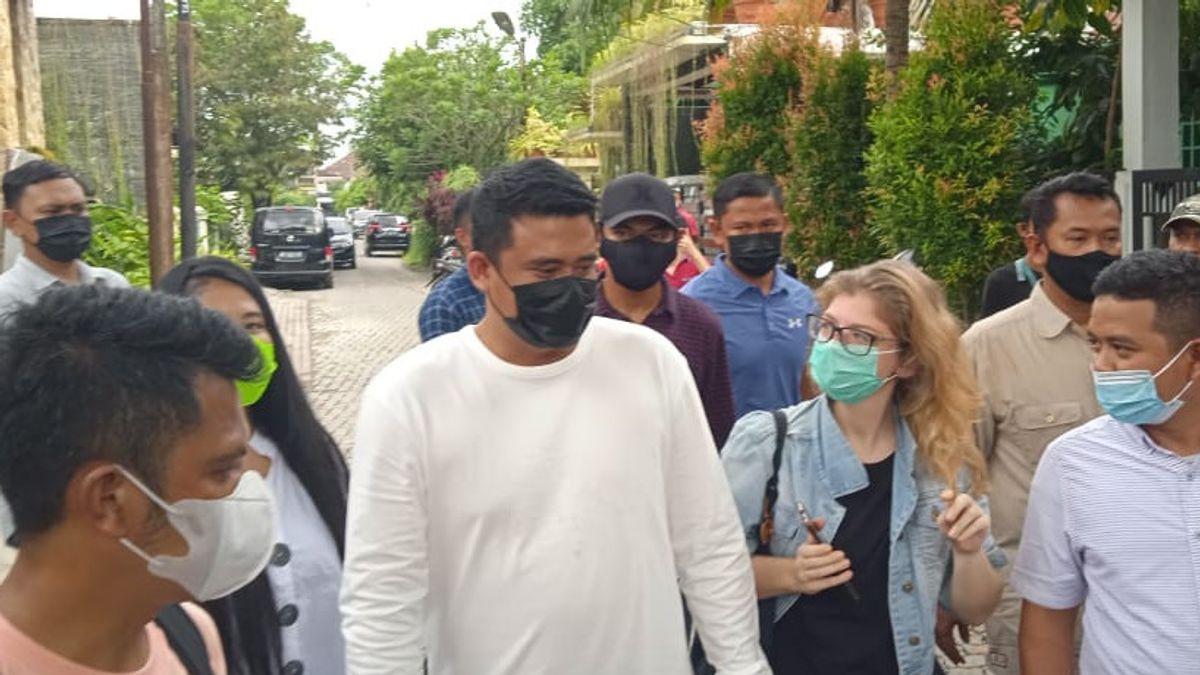 Ungguli Akhyar, Bobby Nasution Masih Kalah dengan Golput di TPS Mencoblos