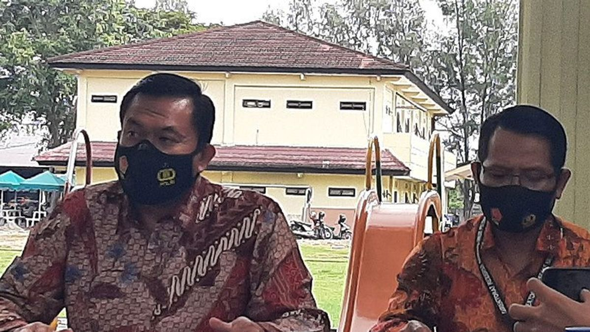 Modif Car Transports Subsidized Fuel Without Permit, 2 People In Banda Aceh Arrested By Police