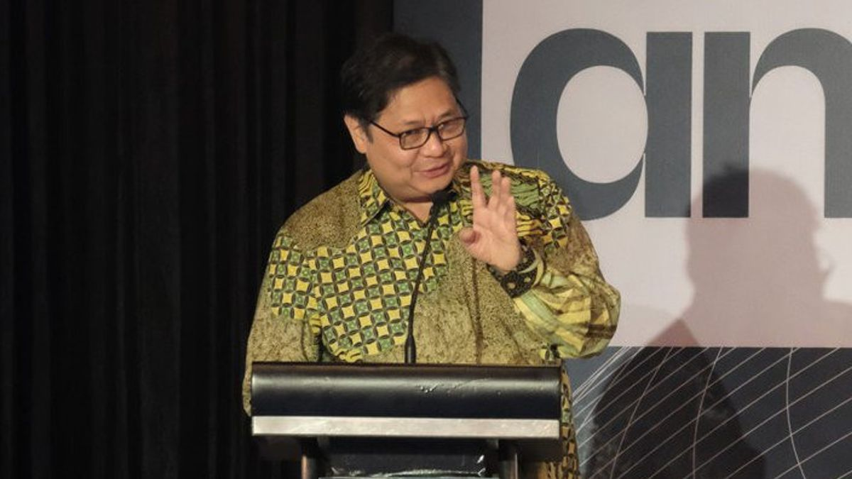 Airlangga Optimistic Economic Growth Can Be 7 Percent In The Second Quarter Of 2021, Is China Becoming The Benchmark?