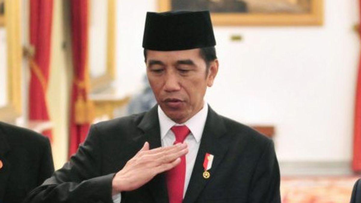 Merger Tiga Bank BUMN Syariah, Jokowi: Kebangkitan Raksasa yang Sedang Tidur