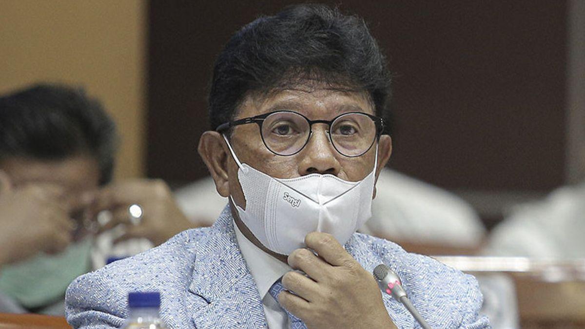 Kabar Baik, Menkominfo Johnny G. Plate Tegaskan Pemerintah Akan Percepat Distribusi Bansos