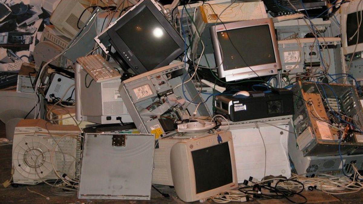 Penambangan Bitcoin Ciptakan Sampah Elektronik dalam Jumlah Besar, Ini Penyebabnya